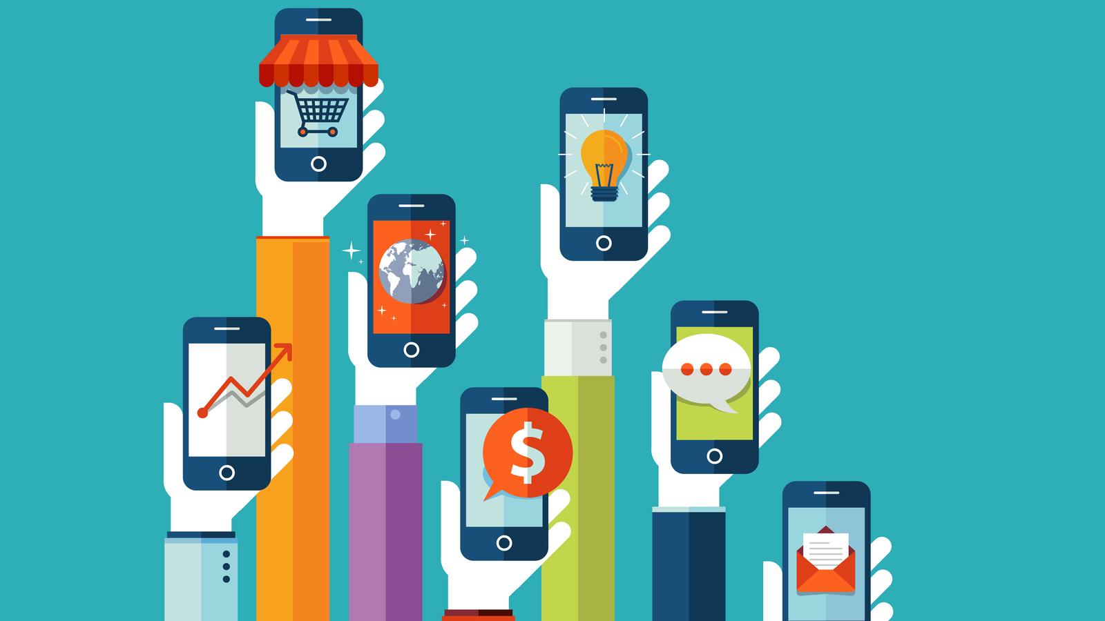 M-commerce : Le bouleversement de la vente en ligne